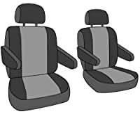 CalTrend Custom Fit Seat Cover for Select Honda Odyssey Models - I Can't Believe It's Not Leather