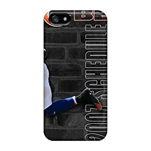 Protector Hard Phone Cases For Iphone 5/5s (MzF14798srKF) Support Personal Customs Attractive Chicago Bears Pictures