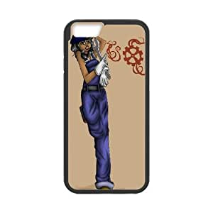 iPhone 6 Plus 5.5 Inch Phone Case Black Atlantis The Lost Empire Character Audrey Ramirez as a gift H6986240