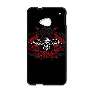 HTC One M7 Cell Phone Case Black Avenged Sevenfold as a gift P9189630