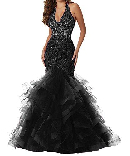 express black halter dress - 9