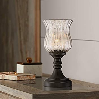 Isaac Traditional Uplight Desk Table Lamp 13 Quot High Dark