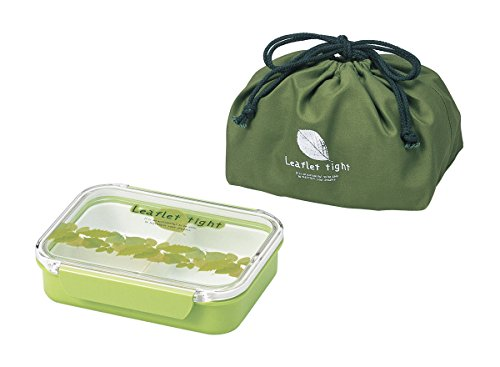 650ml Lunch Bento Green Japan product image