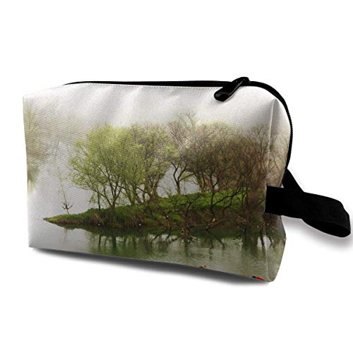 Small Boat Creek Makeup Bag Capacity Bags Travel Bag