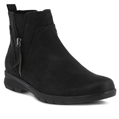 Spring Step Women's Yili Boot, Black, 40 EU/9 M US from Spring Step
