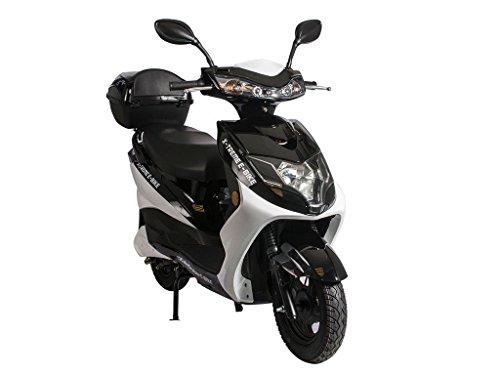 X-Treme Cabo Cruiser Elite Electric e-bike - Black