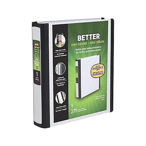 staples better binder amazon com