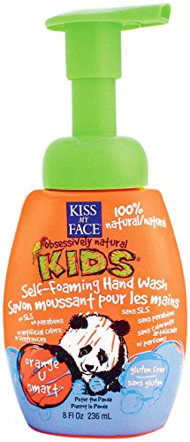 Kiss My Face Kids Orange U Smart Foaming Hand Soap - 8 oz