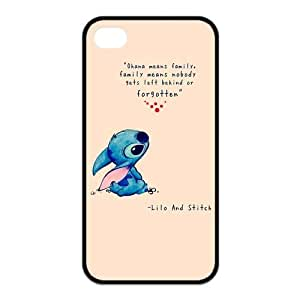 Custom Lilo & Stitch Cartoon Design TPU Protective cover For Iphone 5 5s iphone5-NY1408 by Maris's Diary