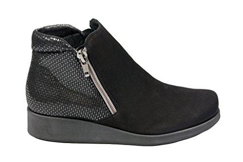 Noir Bercy Hirica Boots Hirica Boots 647xII
