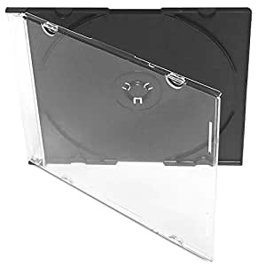 Amazon.com: Mediaa2Z Slim CD Jewel Case, Professional ...