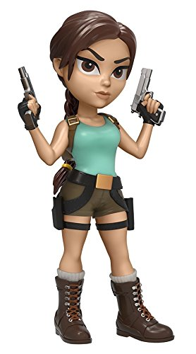 Funko Rock Candy: Tomb Raider Lara Croft Toy Figures