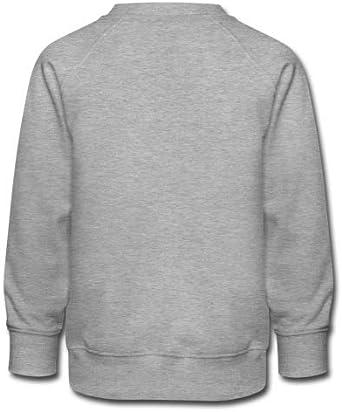 Spreadshirt Die DREI Fragezeichen Logo Kinder Premium Pullover