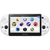 PlayStation Vita Wi-Fi model Glacier White (PCH-2000ZA22)...