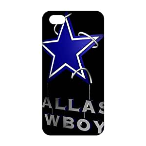 Dallas Cowboys 3D Phone Case for Iphone 5S