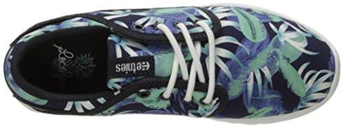 EtniesSCOUT W'S - Zapatillas de Skateboard Mujer Blue/white/navy