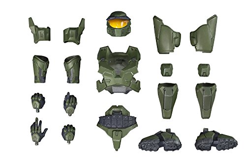 Halo Mark V Armor Set for Green Master Chief Statue]()