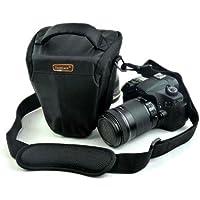 TechCare Ultra Light Camera Case Bag for Panasonic Lumix DMC-G85 MK, DMC-FZ1000, DMC-GH4,Panasonic Lumix DMC-LZ40, Panasonic Lumix DMC-FZ70, Panasonic Lumix G Series bag, Panasonic DSLR Camera bag