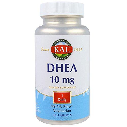 KAL, DHEA, 10 mg, 60 Tablets - ()