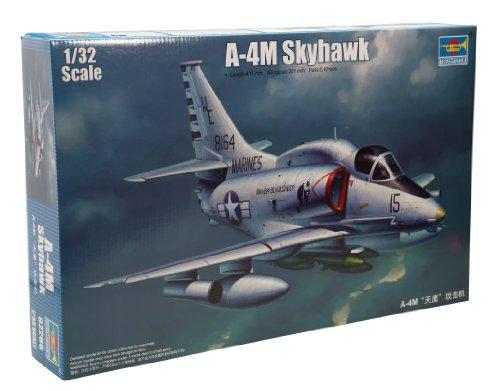 トランペッター 1/32 A-4M スカイホーク プラモデル