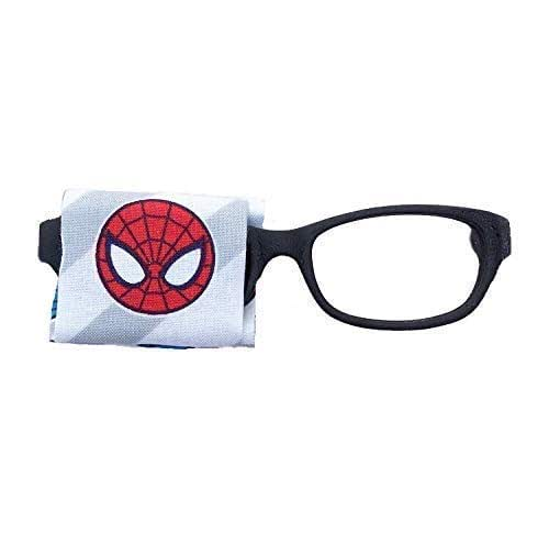 Amazon.com: Eye Patch kids glasses - SPIDERMAN SUPERHERO