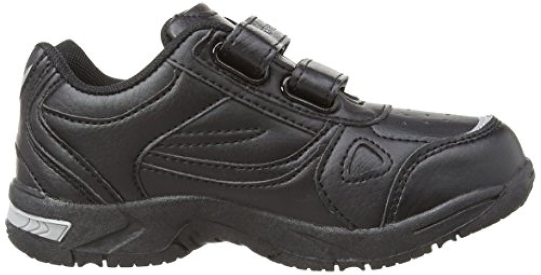 Trespass Boys Smarter Shoe High-Top MCFOTNI10001 Black 1 UK, 33 EU