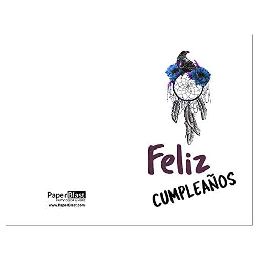 Amazon.com: Dream-catcher Hipster Feliz Cumpleanos Birthday ...