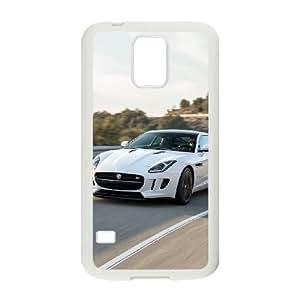 Jaguar Samsung Galaxy s5 White Cell Phone Case TAL856898 Phone Case Fashion
