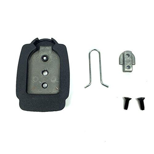 Brandmotion 5000-CAMLOCK Cam Lock Windshield Mirror Adapter Bracket Mount for ()
