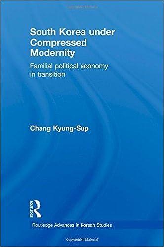 South Korea under Compressed Modernity: Familial Political