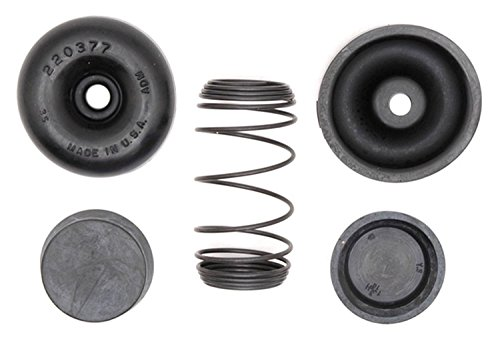 ACDelco 18G1155 Professional Rear Drum Brake Wheel Cylinder Repair Kit with Spring, Boots, and Caps - 1963 63 Chevy Impala Rear