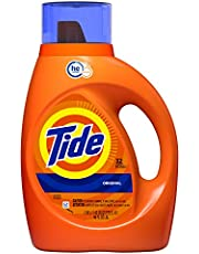 Tide Original Liquid Laundry Detergent, 32 Loads, 1.36L