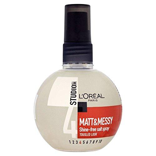 L'Oréal Paris Studio Line Matt & Messy Salt Spray (150ml)