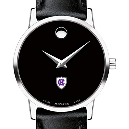 Price comparison product image M. LA HART Holy Cross Women's Movado Museum with Leather Strap