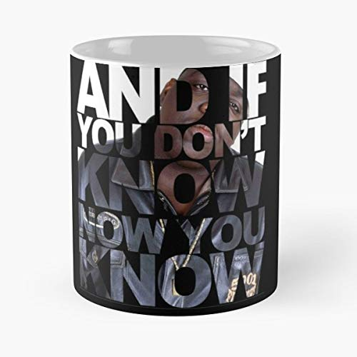 Notorious Big Biggie Smalls - White -coffee Mug- Unique Birthday Gift-the Best Gift For Holidays- 11 Oz.