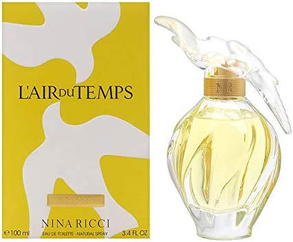 Nina Ricci Eau de toilette l'air du temps 100 ml