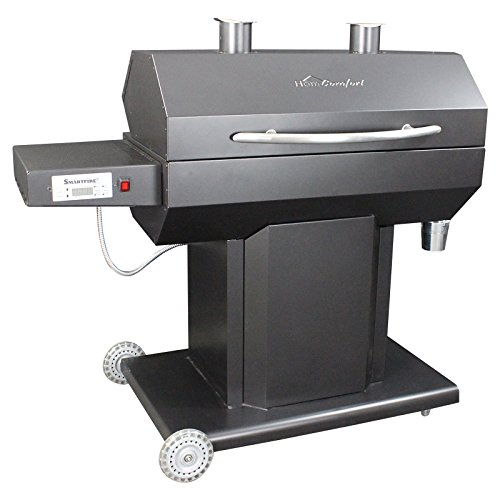 Homcomfort 36 In Pellet Grill With Searing Grate