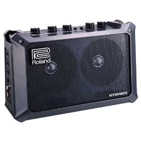 Portable Guitar Amp Battery Powered - 5