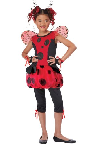 California Costumes Cute As a Bug Child Costume, X-Small (2)