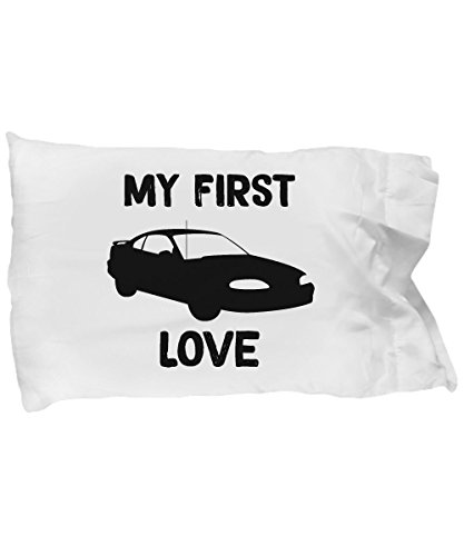 Ford Mustang 1994 My First Love Compact Car Pillowcase - Standard Size 20