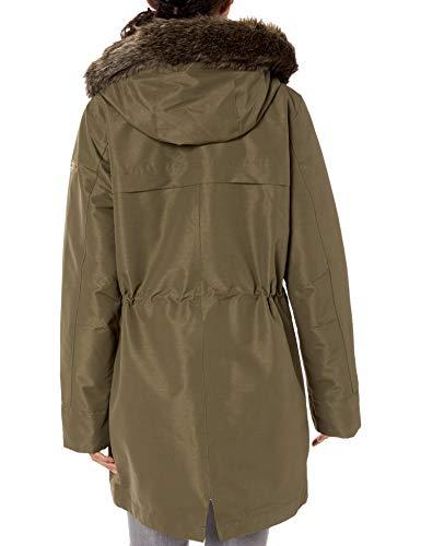 Roxy Amy 3n1 女款三合一防水保暖大衣外套