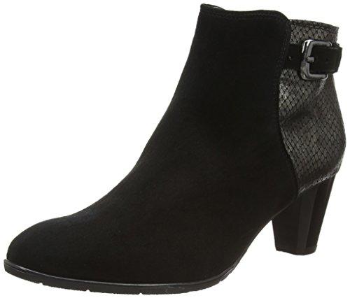 gun ara Boots Women's Ankle Black 05 Toulouse Schwarz 7q1YnpR