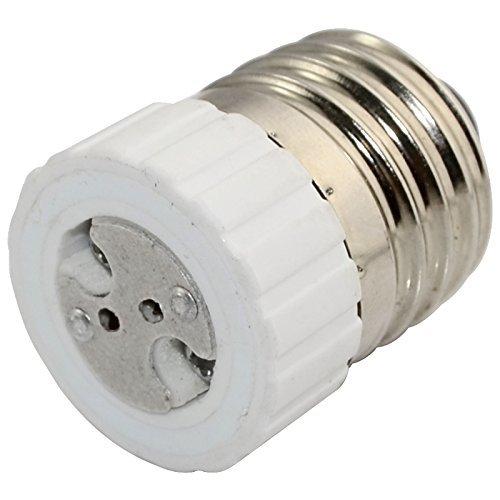 ((Pack of 5) Yi Lighting E26/E27 to MR16 - Standard E26/E27 Edison Screw Base to MR16 Gu5.3 Base Adapter Holder Converter)