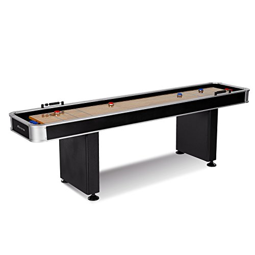MD SPORTS 9 ft. Arcade Shuffleboard Table