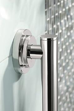 Moen YG0736CH Iso Bathroom Safety 36-Inch Designer Grab Bar Chrome