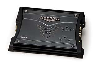 Kicker 08ZX3504 4X90-Watt 4-Channel Amplifier