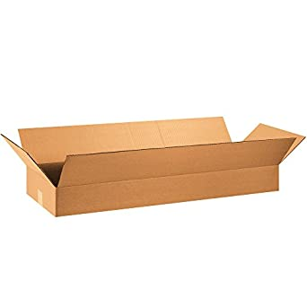 4f786a8b616 Amazon.com  Boxes Fast BF36124 Corrugated Cardboard Flat Shipping ...