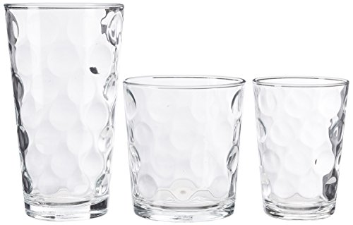Galaxy Glassware 12-pc. Set ()