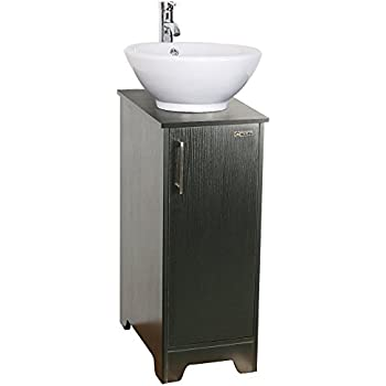13 Inch Modern Bathroom Vanity Units Cabinet And 16 Inch
