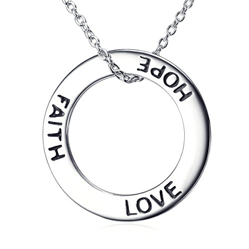Jewelry Sterling Infinity Pendant Necklace